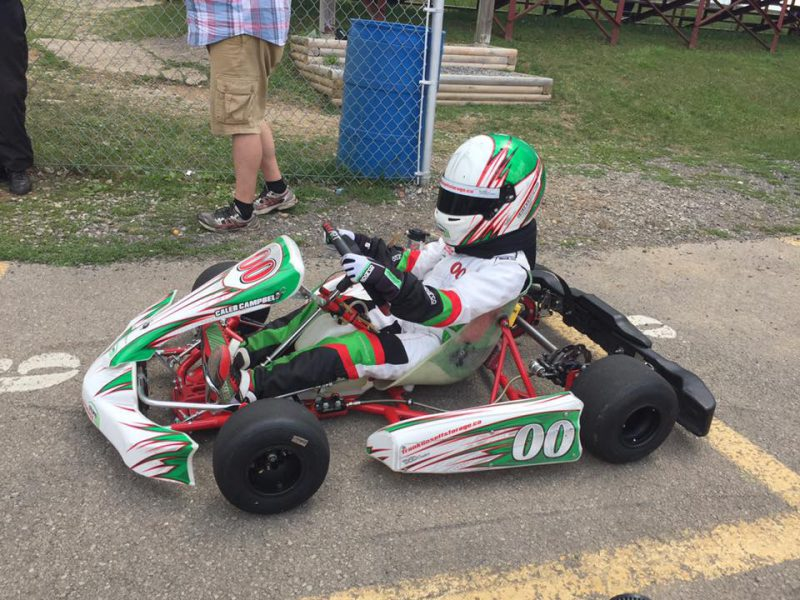 Karting Wrap Designs – DJD Graphics