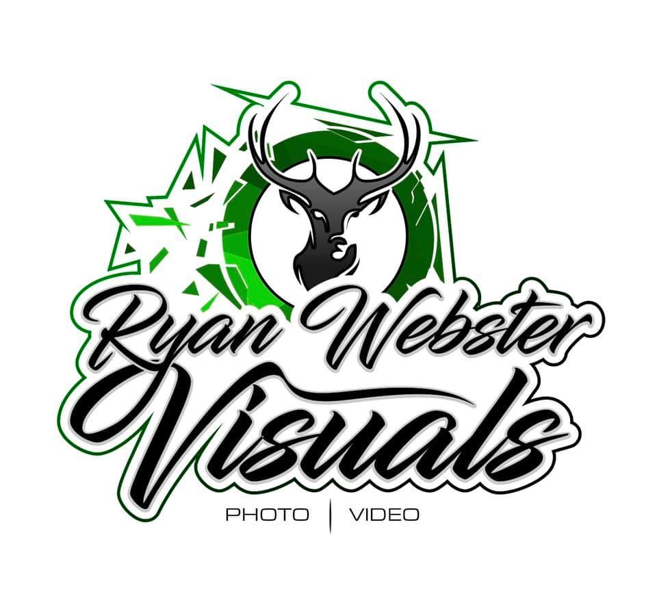 Logo Design Ryan Webster Visuals Djd Graphics